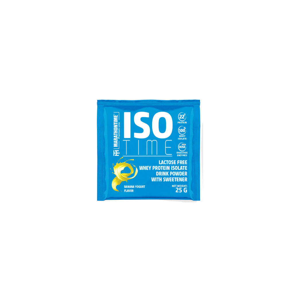 ISO Time 900g - Lactose free