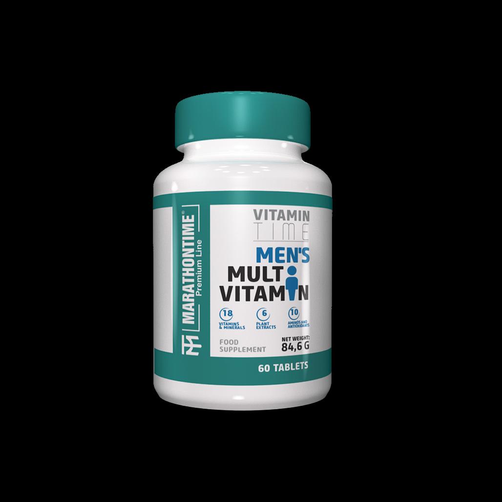 Multivitamin for men 60 tablets