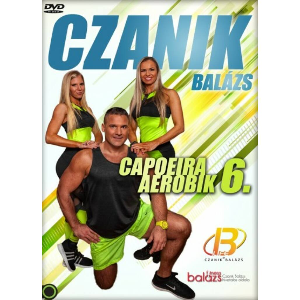 CAPOEIRA AEROBIK 5. (Fitness DVD)