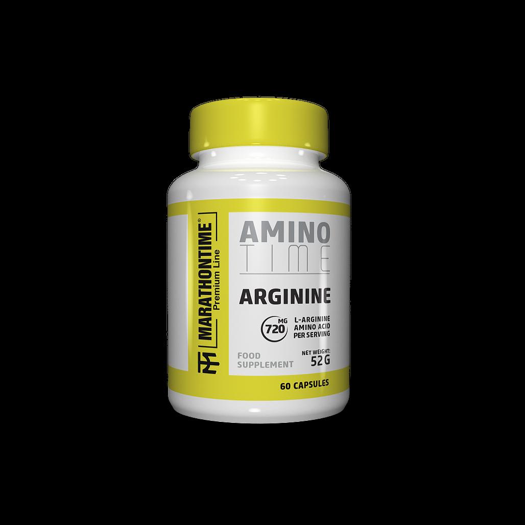 Arginine 60 capsules