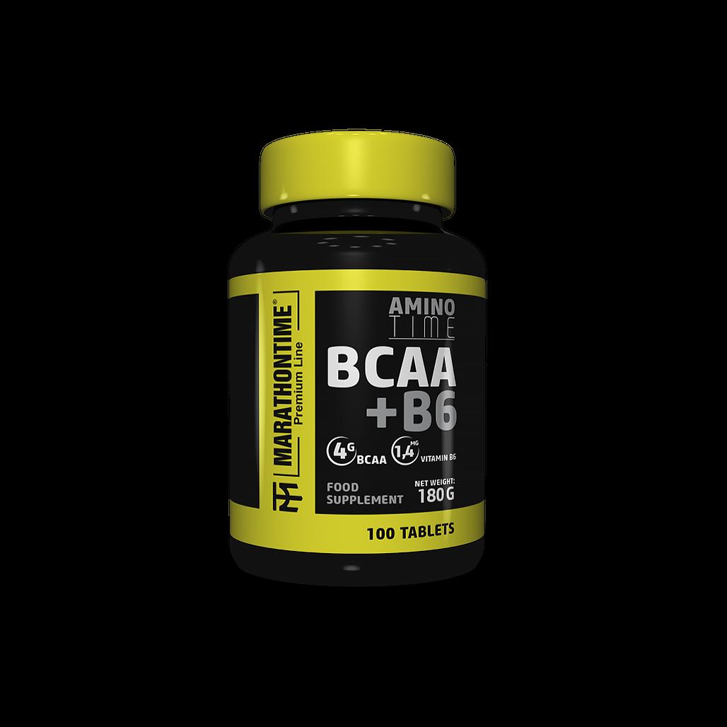 BCAA + B6 100 tablets