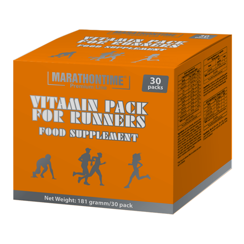 Vitaminpack For Runners