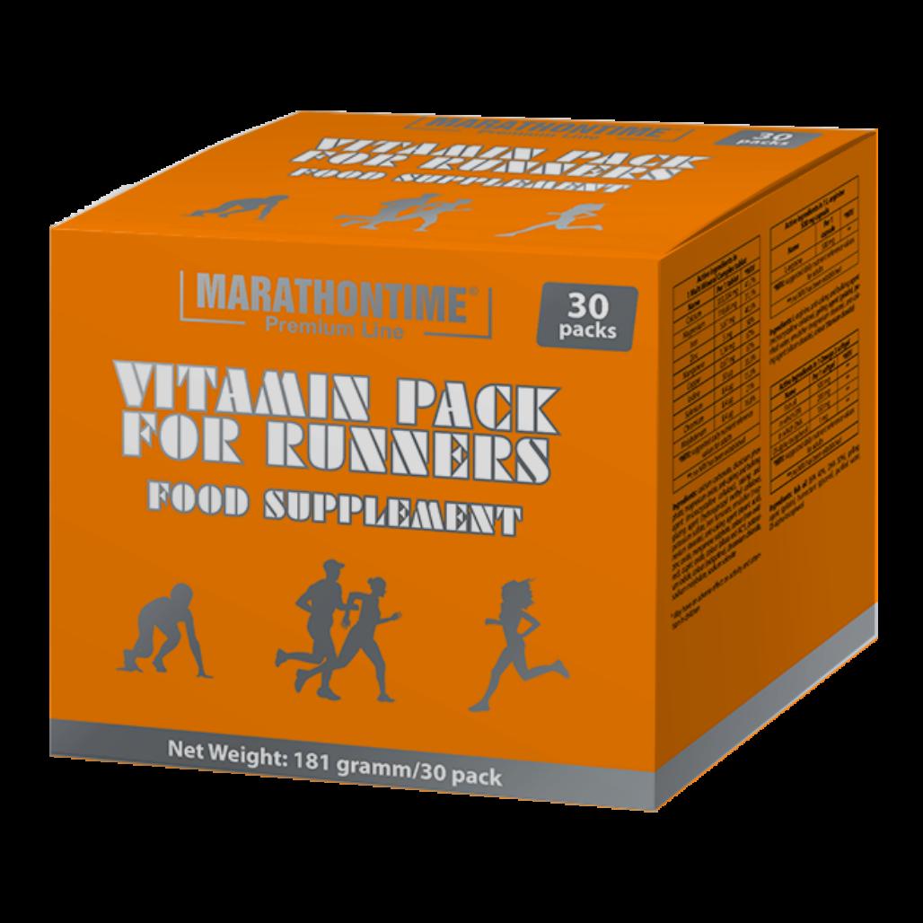 Vitaminpack For Runners