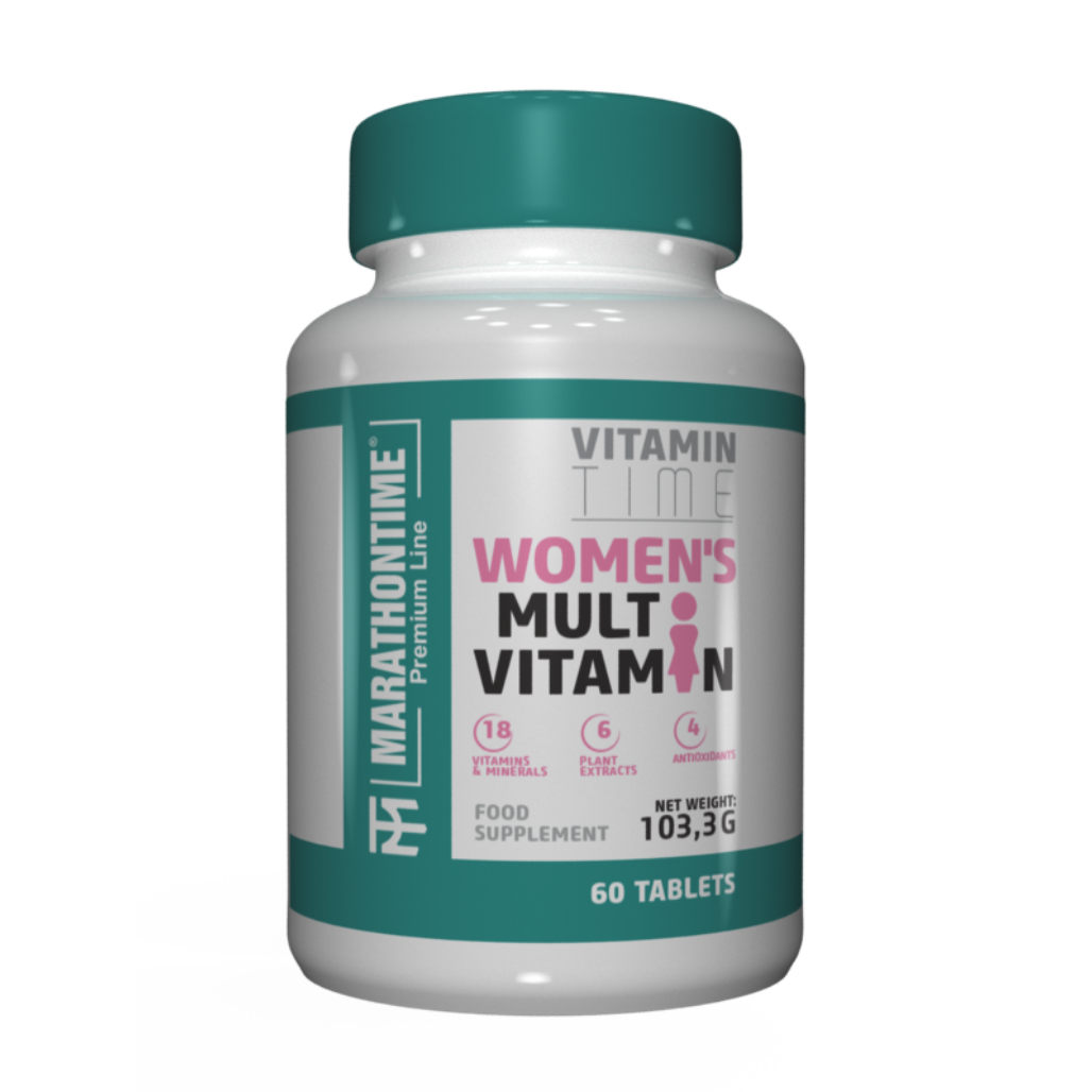Multivitamin for women 60 tablets