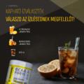 BCAA Forte Time 9 g lemon iced tea flavor