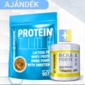 Protein Time Laktózmentes 907g Kókuszkrémes íz  új formula étrend-kiegészítő Marathontime prémium minőség
