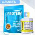 Protein Time Laktózmentes 907g Csokoládé íz  új formula étrend-kiegészítő Marathontime prémium minőség