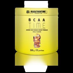Marathontime Premium Line BCAA por Cola ízesítéssel 300g