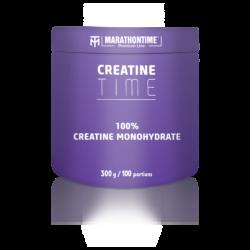 Marathontime Premium Line100% Kreatin Italpor 300g