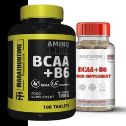 BCAA+B6 <br>100 tabletta