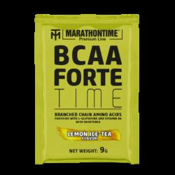 BCAA Forte Time 9 g <br>citromos jeges-tea íz