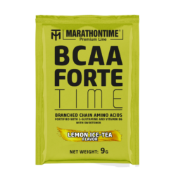 BCAA Forte Time 9 g citromos jeges-tea íz