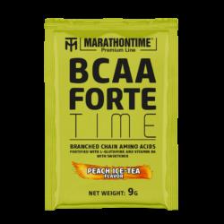 BCAA Forte Time 9 g <br>barackos jeges-tea íz