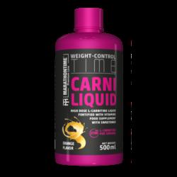 Carni Liquid narancs ízű ital 500 ml