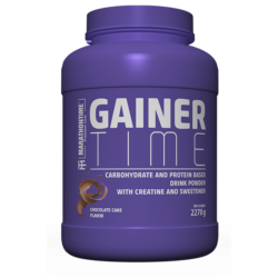 Gainer Time chocolate cake flavor 2270 g