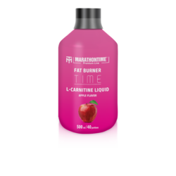 Marathontime Premium Line L-karnitin Alma ízű ital 500 ml