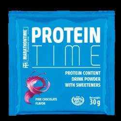 Protein Time 30 g pink csokoládé íz