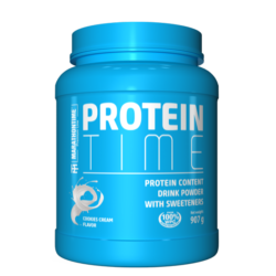 Protein Time 907 g cookies cream íz