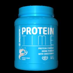 Protein Time 907 g cookies cream íz