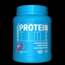 Protein Time 907 g pink csokoládé íz