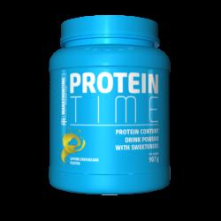 Protein Time 907 g citromos sajttorta íz