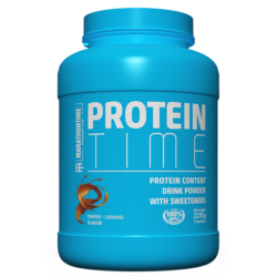 Protein Time 2270 g toffee karamell íz
