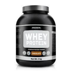 Tejsavó fehérje (csokoládé ízű) 3 kg