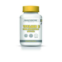 Vitamin E 50 softgels