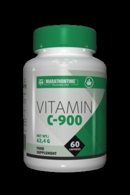 900mg C-vitamin  új formula étrend-kiegészítő Marathontime prémium minőség