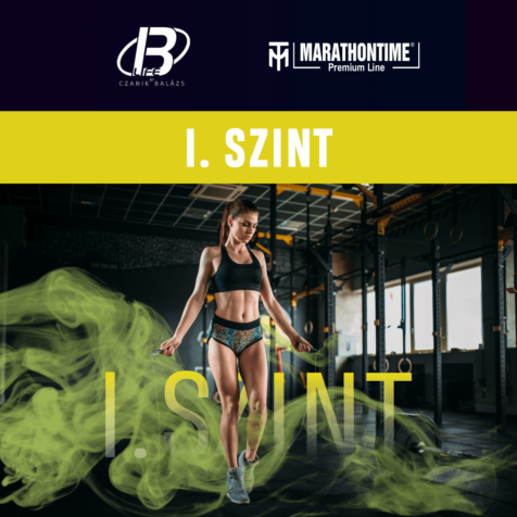 It's YOUR Time - I. szint
