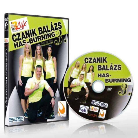 Has Burning 3 (Fitness DVD)