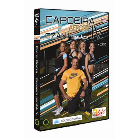 Capoeira Aerobik 4. Orsival aki 90 kg fogyott Balázzsal