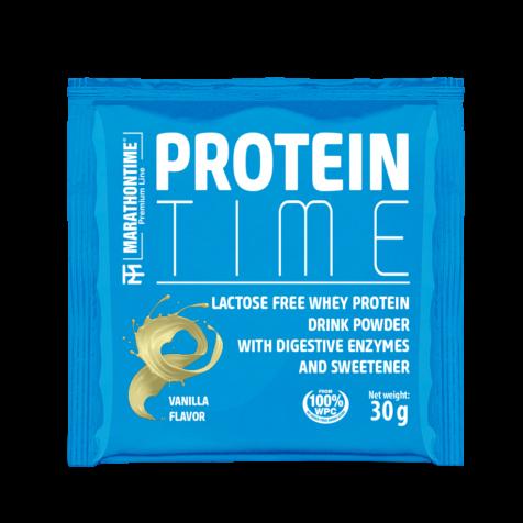 Új Protein Time Laktózmentes 8 ízben