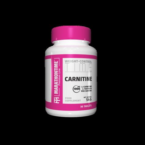 L-Karnitin 1000 új  étrend-kiegészítő Marathontime prémium minőség világszínvonal