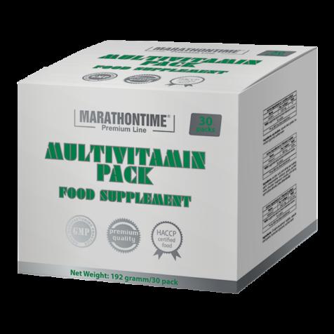 Multivitaminpack   étrend-kiegészítő Marathontime 30db jó ár-érték arány