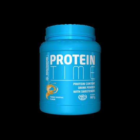 Protein Time 907 g mangó smoothie   Marathontime új generációs prémium fehérje