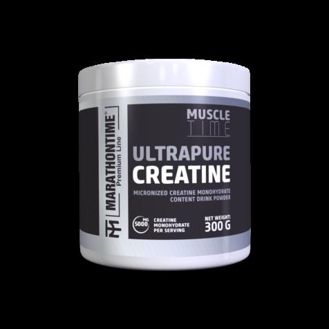 Ultrapure Creatine 300 g  új étrend-kiegészítő Marathontime jó áron