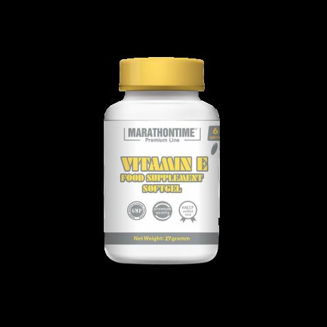 E vitamin 60 kapszula   új étrend-kiegészítő Marathontime