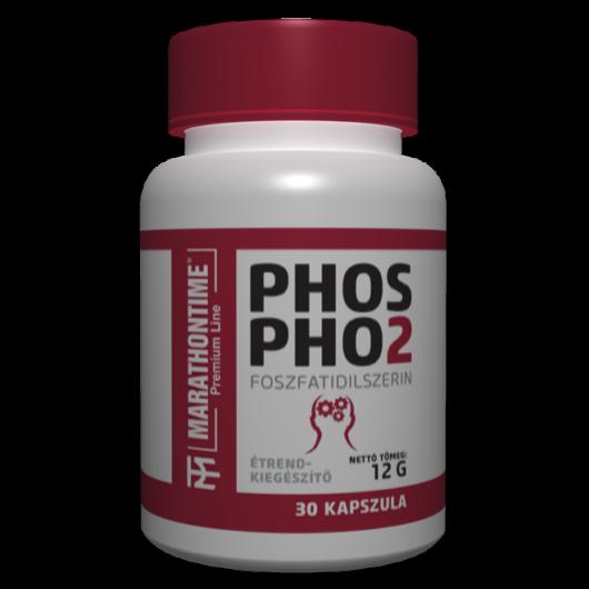 Phospho 2   új formula étrend-kiegészítő Marathontime prémium minőség