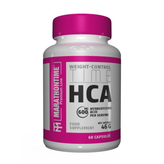 HCA  új formula étrend-kiegészítő Marathontime prémium minőség