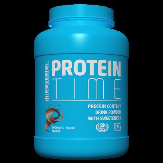 Protein Time 2270 g  csokoládé- kókusz íz
