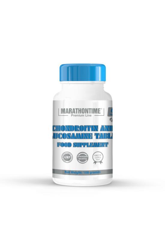 Kondroitin és glükozamin   étrend-kiegészítő Marathontime 60db jó ár-érték arány