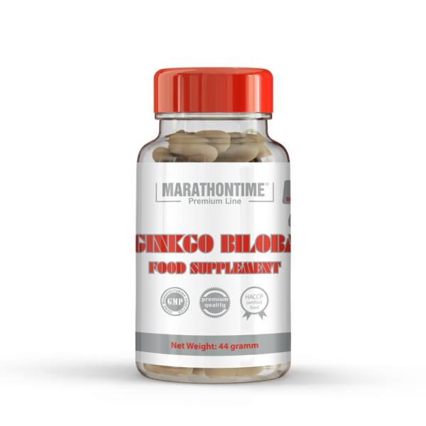 Ginkgo Biloba lágyzselatin kapszula 60 db
