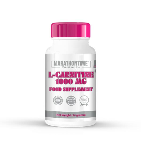 L-karnitin 1000 mg étrend-kiegészítő tabletta 30 db