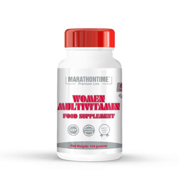 Női multivitamin étrend-kiegészítő tabletta 60 db