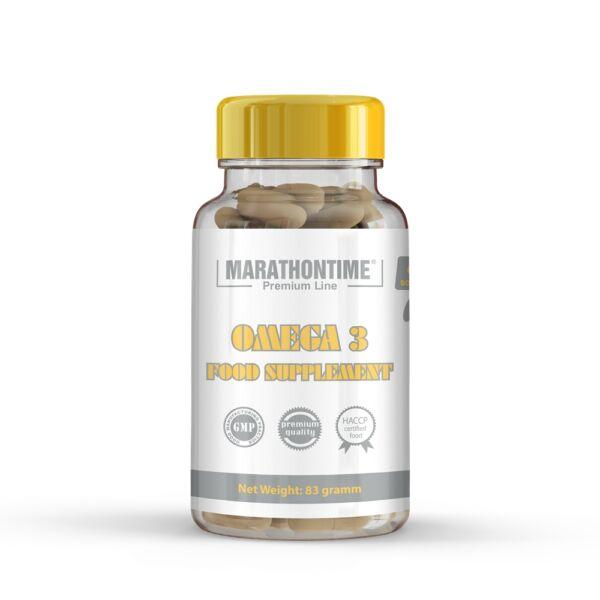 Omega 3 étrend-kiegészítő lágyzselatin kapszula 60 db