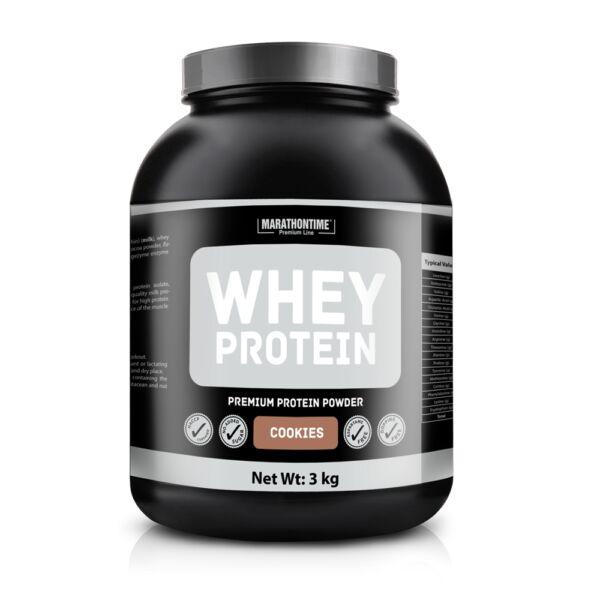 Tejsavó fehérje (kekszes ízű) 3 kg