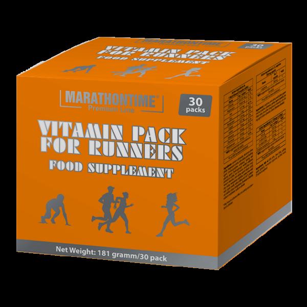 Vitamin Pack for Runners 30 sachets